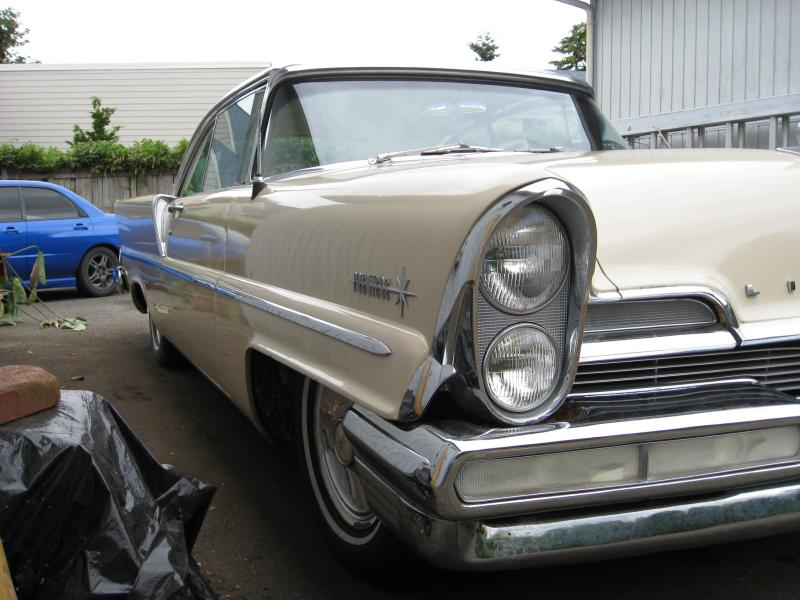 1957 Lincoln Premiere - Lincoln & Zephyr - Antique ... on