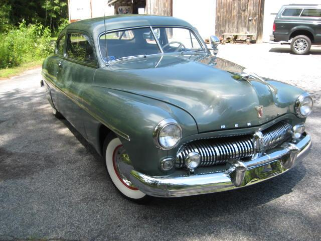 Stock 1949 Mercury V8 running rough what to try next