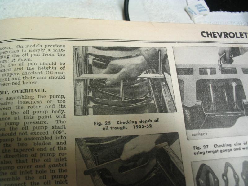 Engine knock--newly rebuilt engine - Technical - Antique
