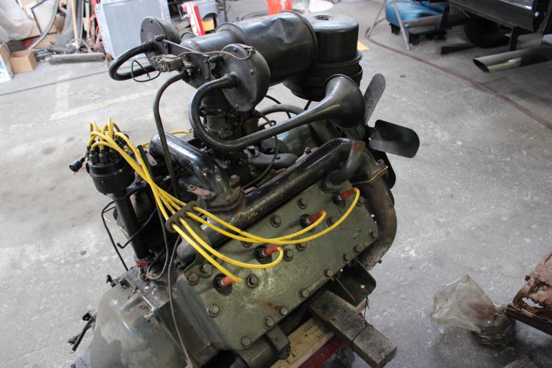 1937 Cadillac Lasalle Transmission And V8 Engine Cars For Sale