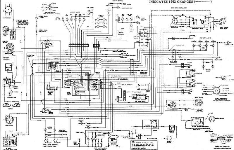 1962 Starfire Wiring Diagram For Ac With Alternator Oldsmobile Rhforumsaacaorg: 1962 Oldsmobile Starfire Wiring Diagram At Gmaili.net