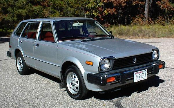 1981 Honda Civic Wagon, just 83,700 miles - Cars For Sale ...