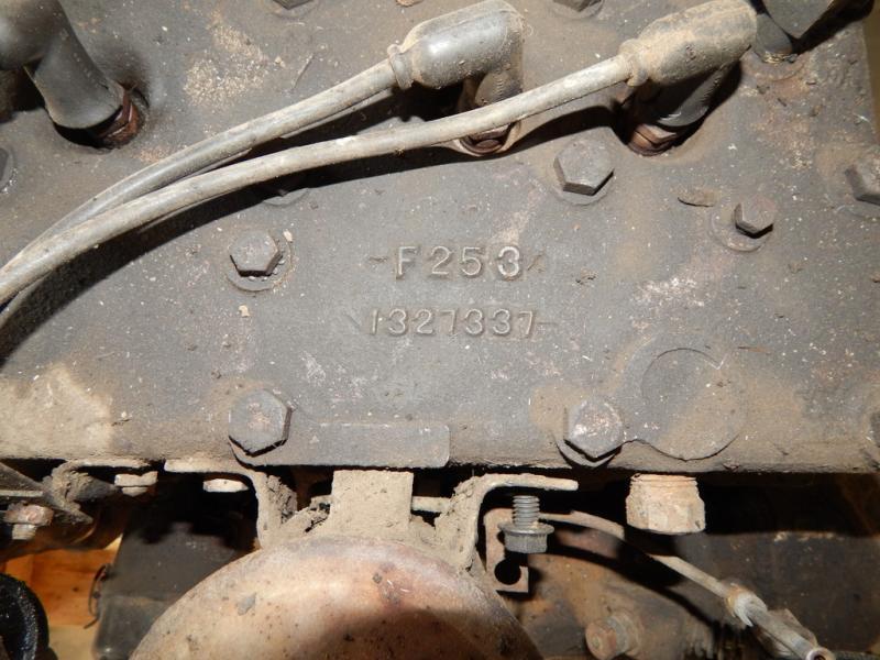 ID Dodge flathead 6 - General Discussion - Antique