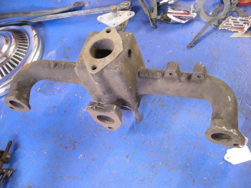 NOS 39 - 48 Dodge 6 Cylinder Intake Manifold Mopar 1120002 - Cars