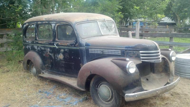 1946 Chevy Suburban