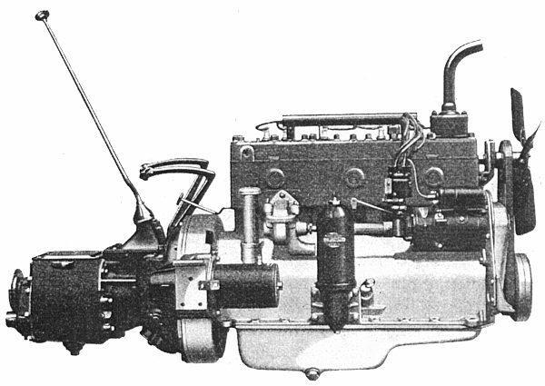 Continental Flathead 6 Cylinder Firing Order