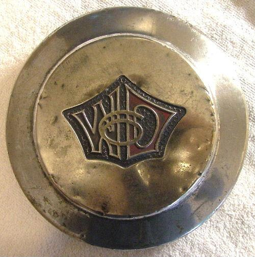 Willys Overland Hubcap What Is It Antique Automobile Club Of