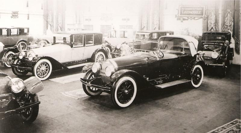 Early Locomoblie show room photo - Pre-WWII Photos - Antique ...