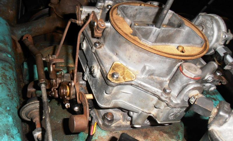Carter 2197S Carburetor - Buick - Post War - Antique