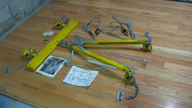 Cars No Money Down >> Vintage Tow Bar----What's It Worth? - General Discussion ...