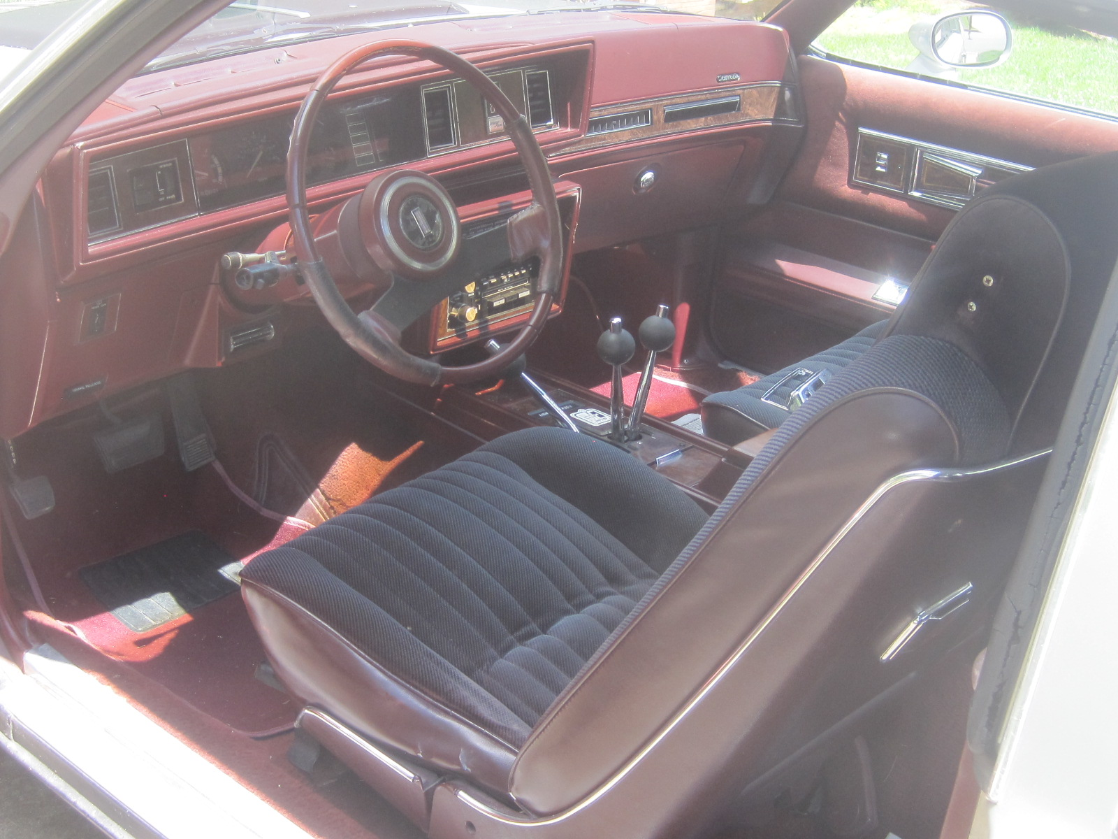 1984 olds cutlass interior color id oldsmobile general antique automobile club of america discussion forums 1984 olds cutlass interior color id