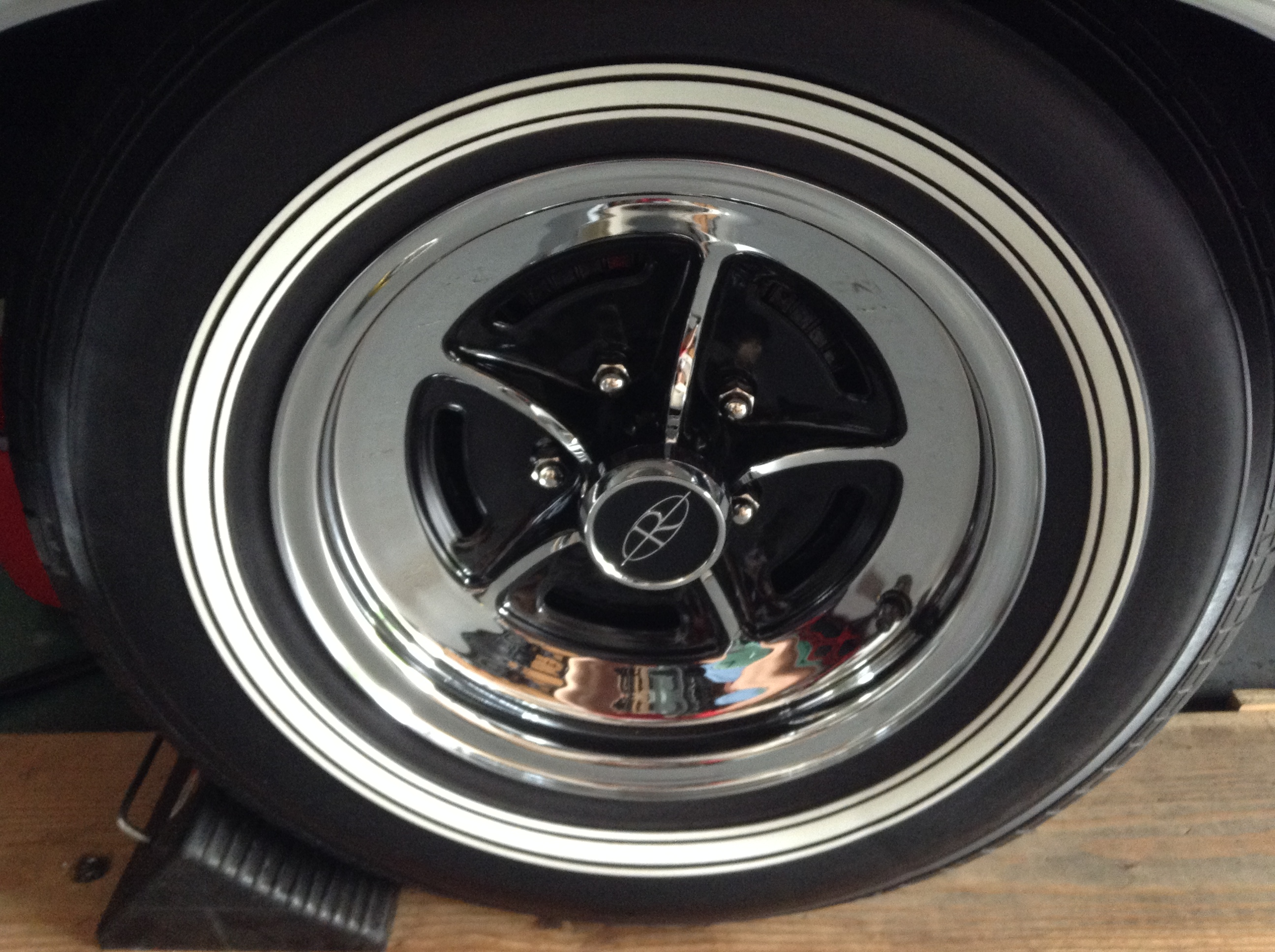 New Tires for my 65 - Buick Riviera - Riviera Owners Association ...