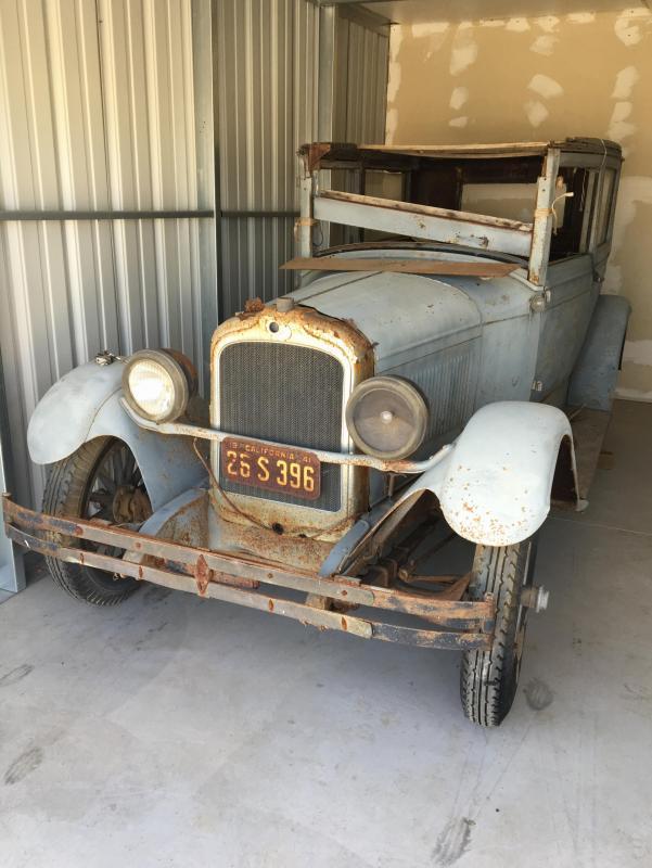 WTB 1927 Pontiac Headlight or Lens or Parts - Cars For Sale