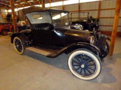 1922 Dodge Brothers Roadster convertible previously owned by Dick Perry