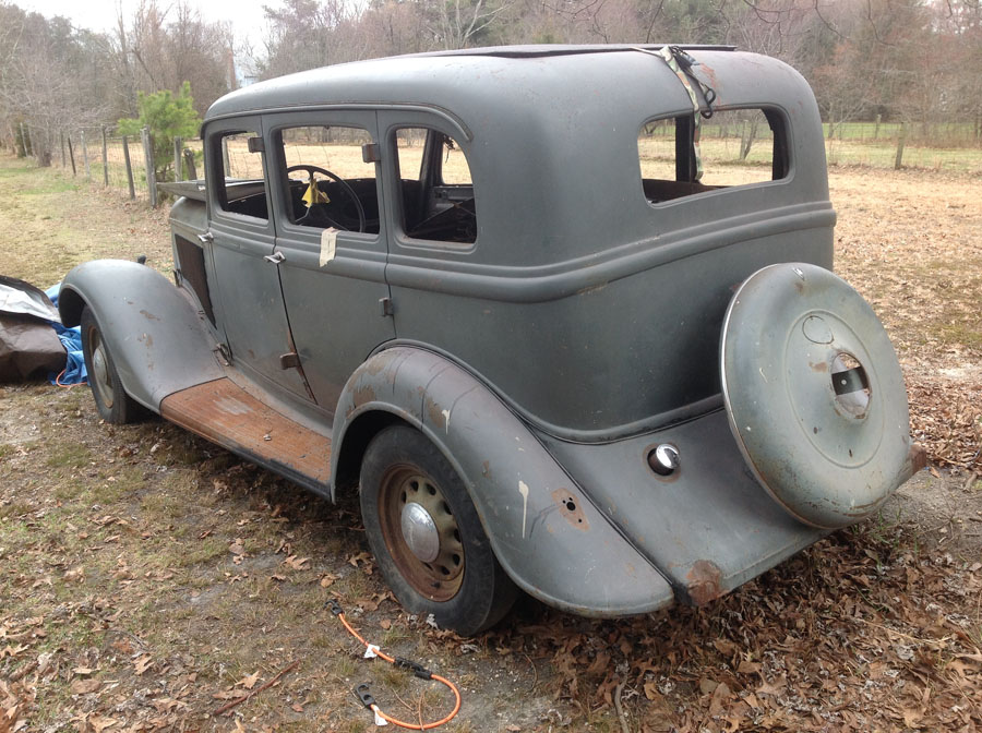 FS: 1934 Plymouth Original - New Jersey - Cars For Sale - Antique