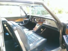 seat have been redone and new wood inserts