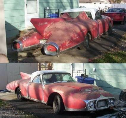 Wow    check out this custom ride     - General Discussion - Antique