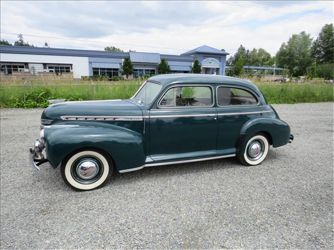 Can Anyone Help By Identifying This Car General Discussion 1941 Plymouth Special Deluxe 4 Door 1047476 Chevrolet Std