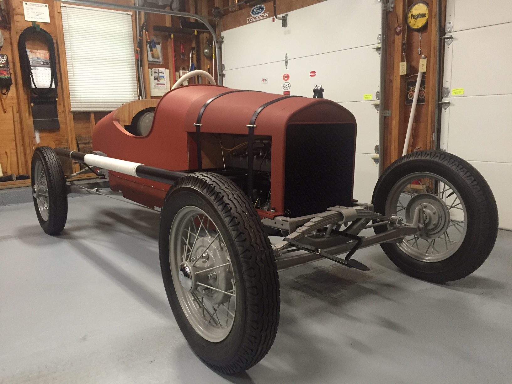 1926 Model T Race Car Speedster - Abandoned Project - Cars For Sale ...