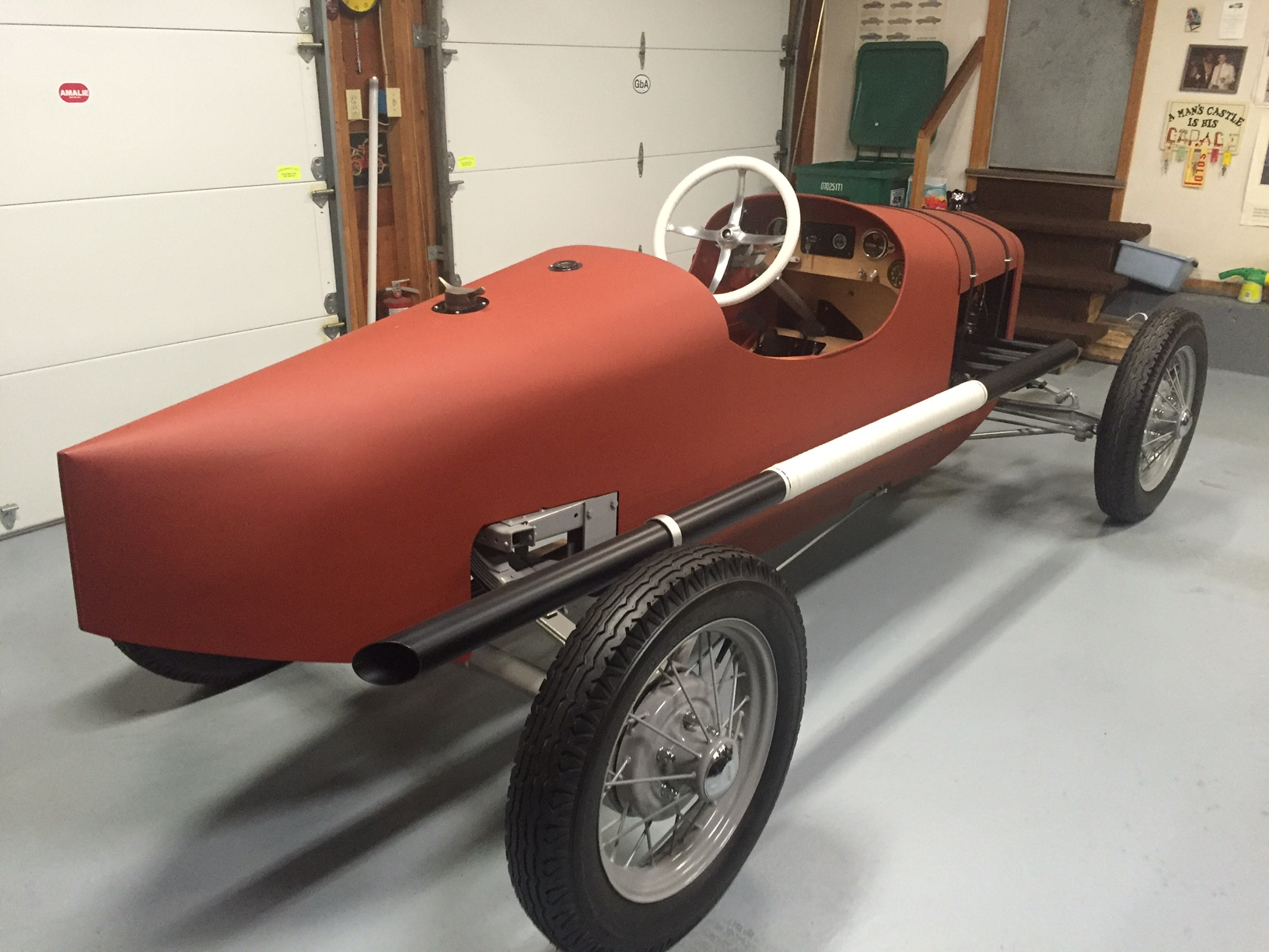 1926 Model T Race Car Speedster - Abandoned Project - Cars For ...
