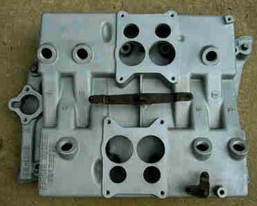 gm ls7 engine with 3x4 barrel carbs  general discussion Pontiac Torrent Engine Diagram