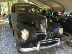 1939 Chrysler Royal C22 Restoration