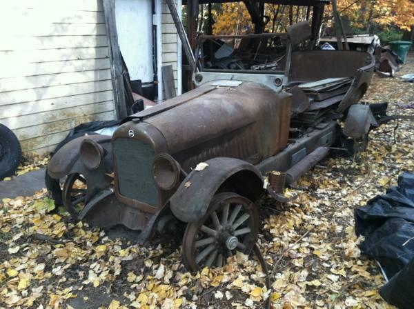 Studebaker parts, project cars 1919-1924, & motor rebuild