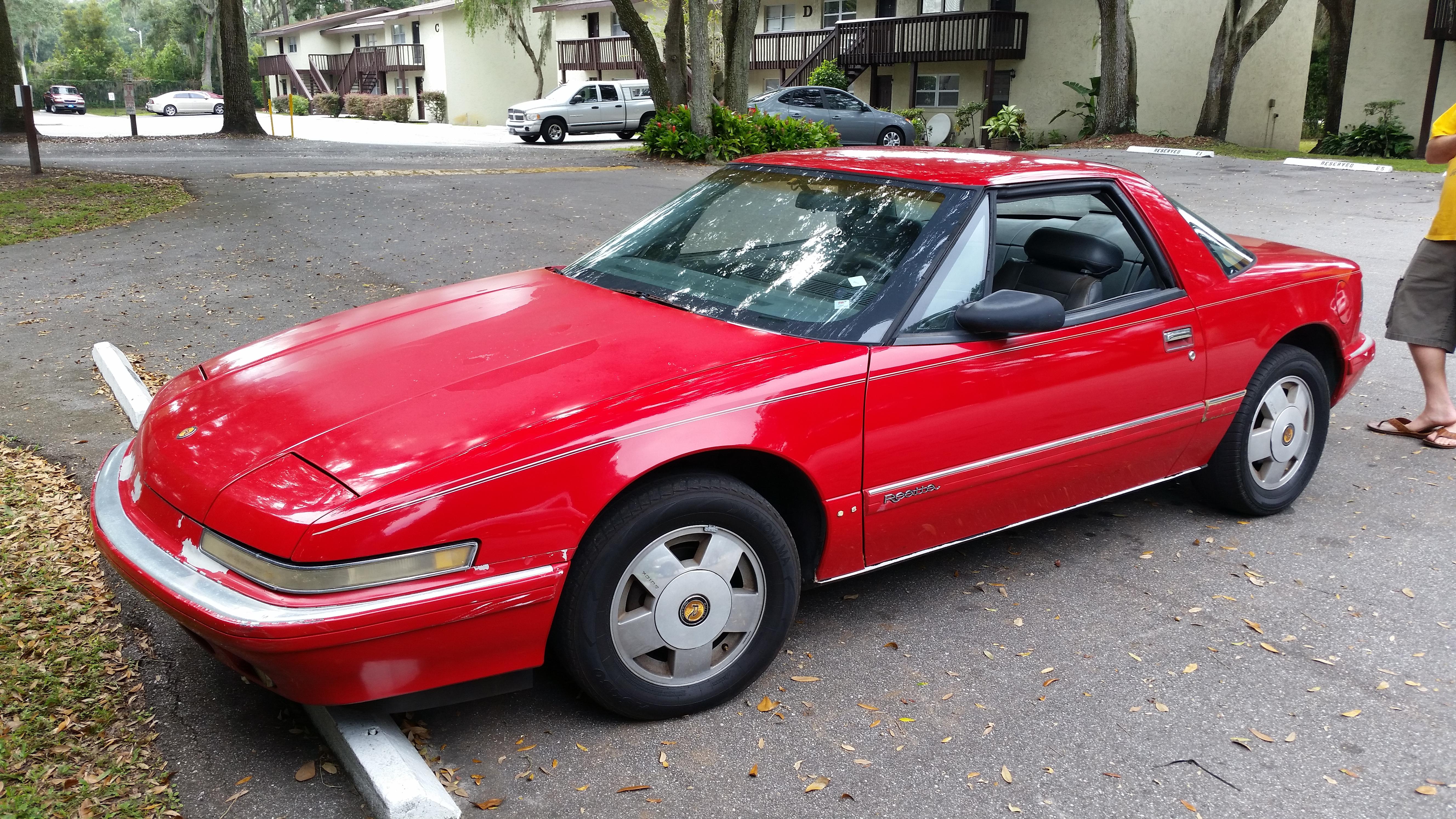 WTB 1988 Buick Reatta Parts - Buick Reatta - Antique Automobile Club ...