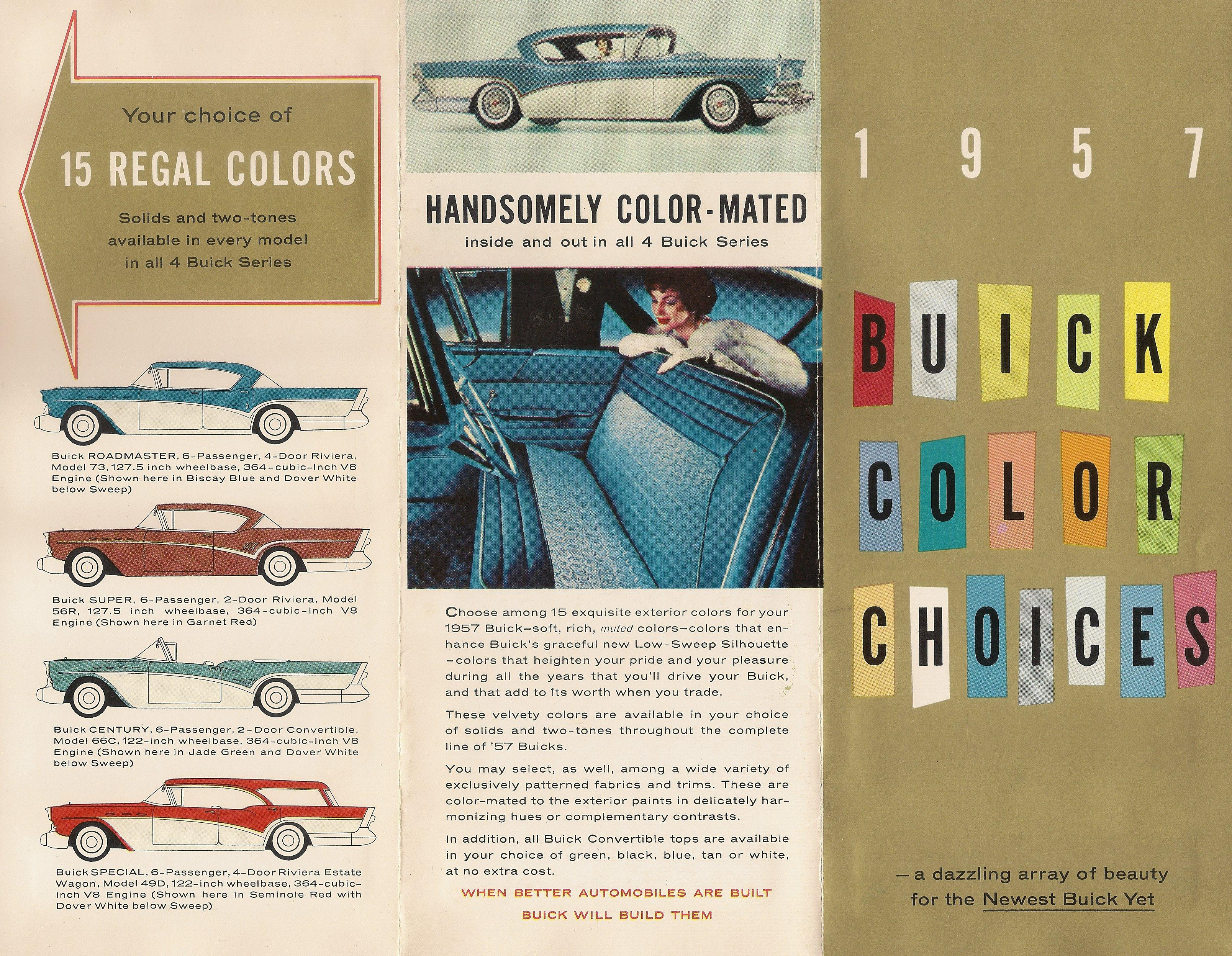 Colors For 1957 Garnet Red Versus Bittersweet Buick Post War Chevy Color Chart Choices Initial Rev Page 2