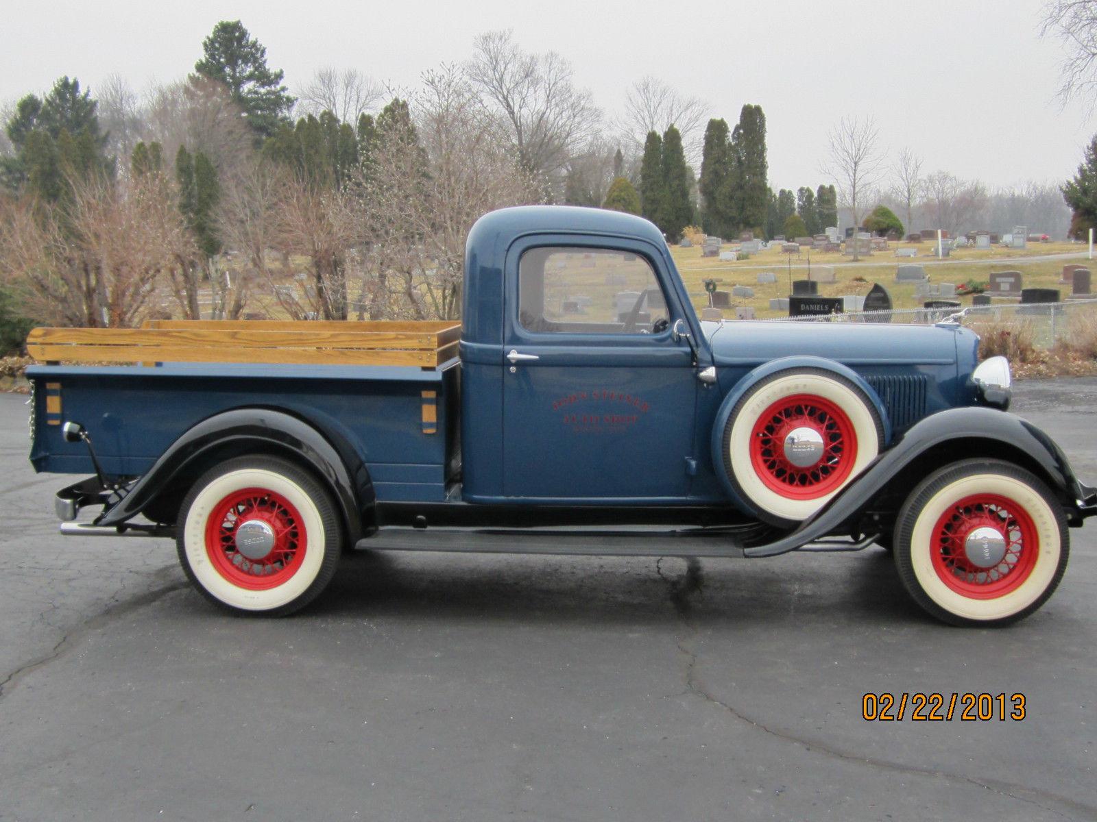 1934 Dodge KC identification - Dodge & Dodge Brothers