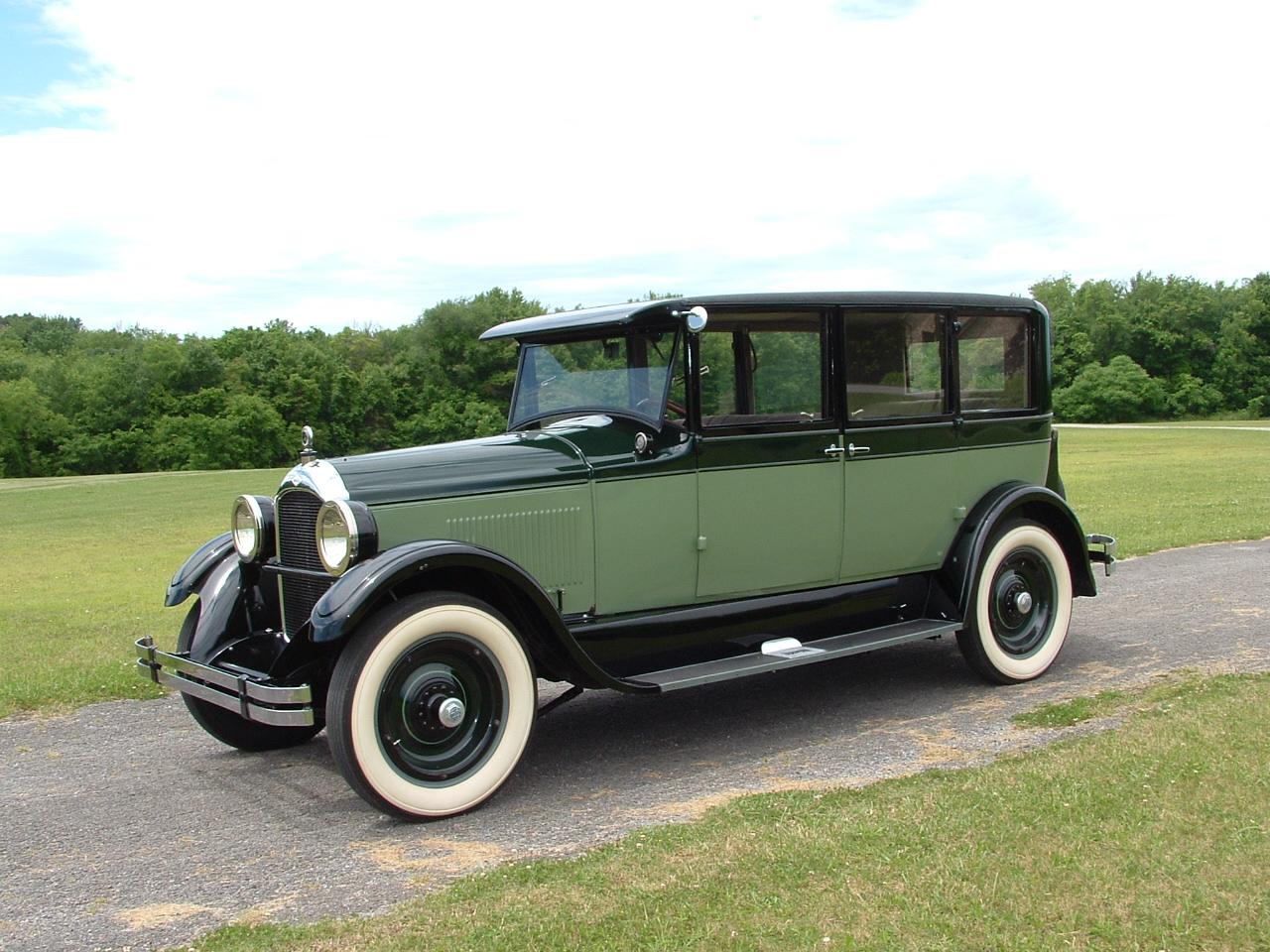 For Sale 1926 PAIGE 6-72 - Cars For Sale - Antique Automobile Club ...
