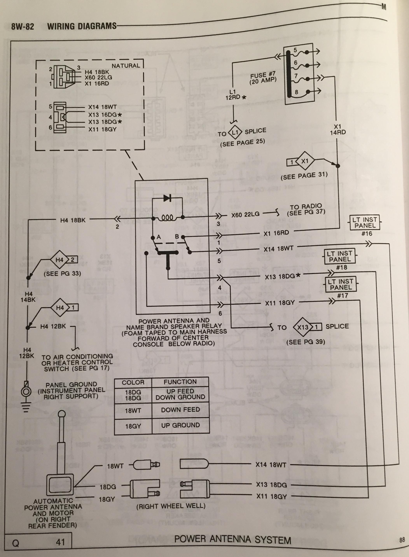 1990 Chrysler Tc Wiring Diagram Chrysler Tc By Maserati Wiring Chrysler TC  Maserati Problems 1990 Chrysler Tc Wiring Diagram