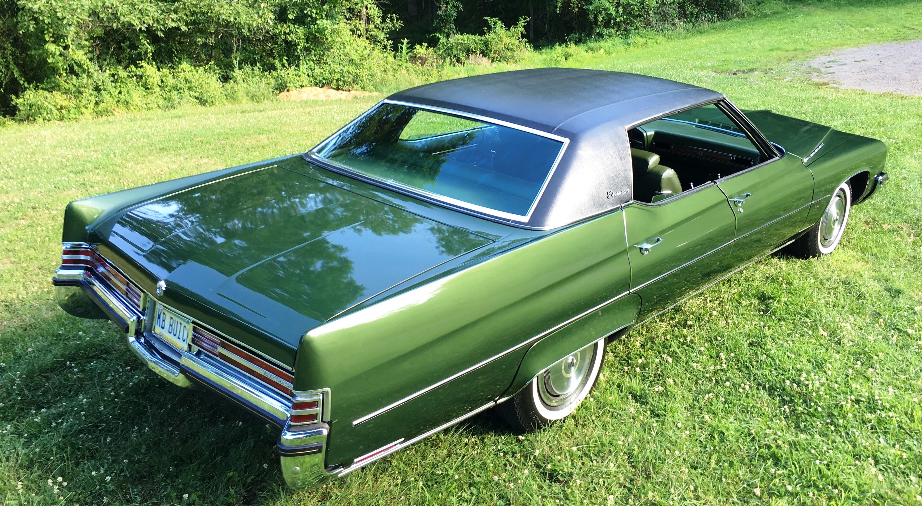 1972 Buick Electra 225 11K original Miles - SOLD - Cars For Sale ...