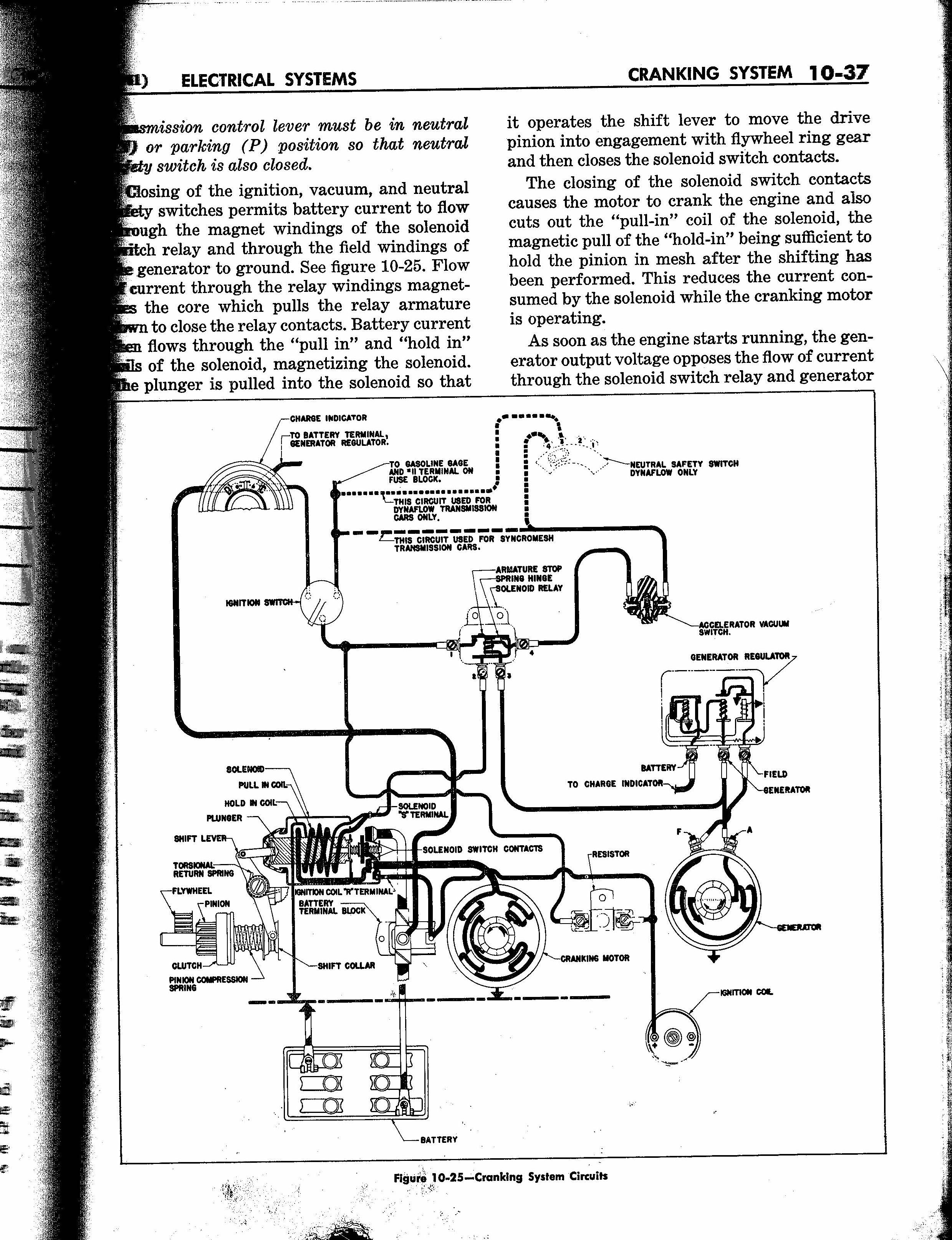 Return To Accelerator Start - Buick - Post War - Technical ... on