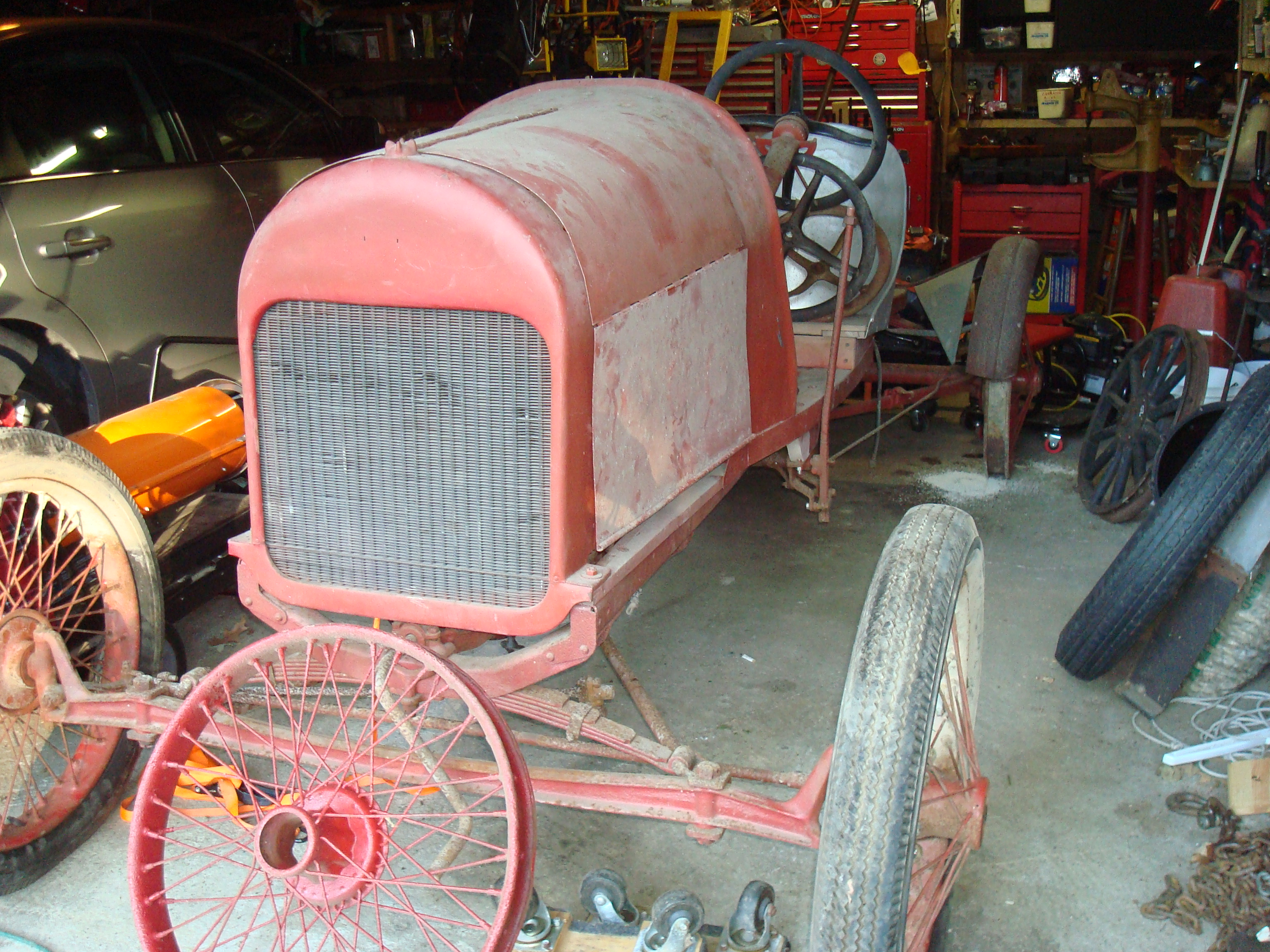 Ames bodied Model T for sale in Hershey - Speedsters - Antique ...