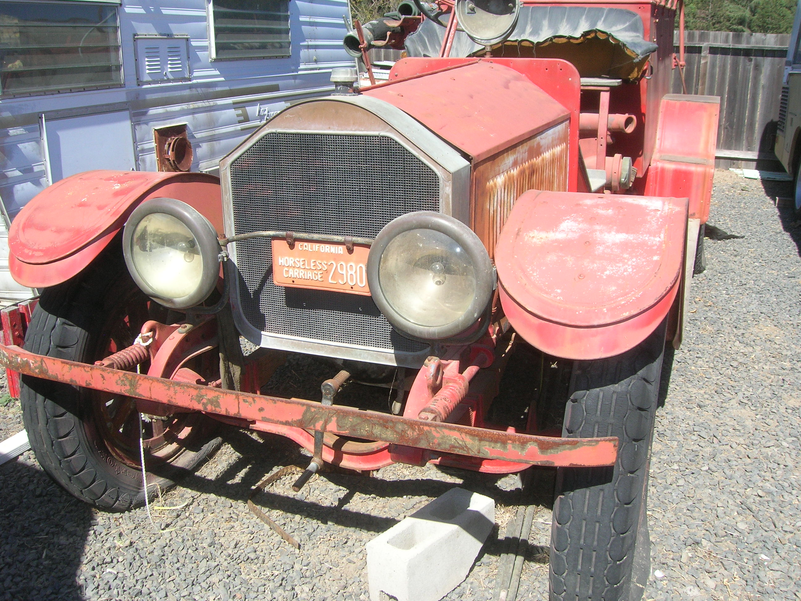 1922 American LaFrance chain drive fire truck - Cars For Sale ...