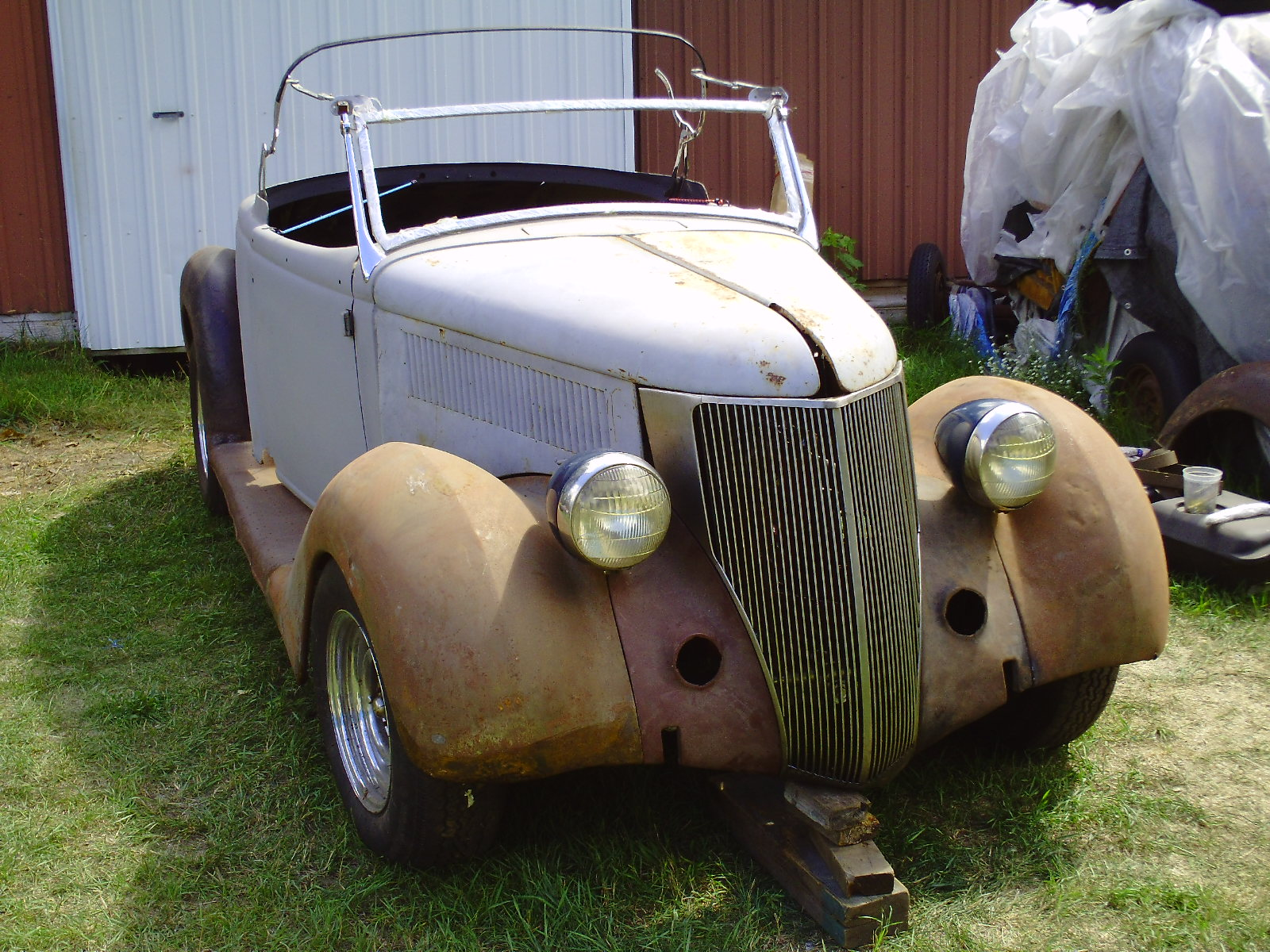1936 ford roadster project - Ford and Mercury - 1932 to 1953 ...