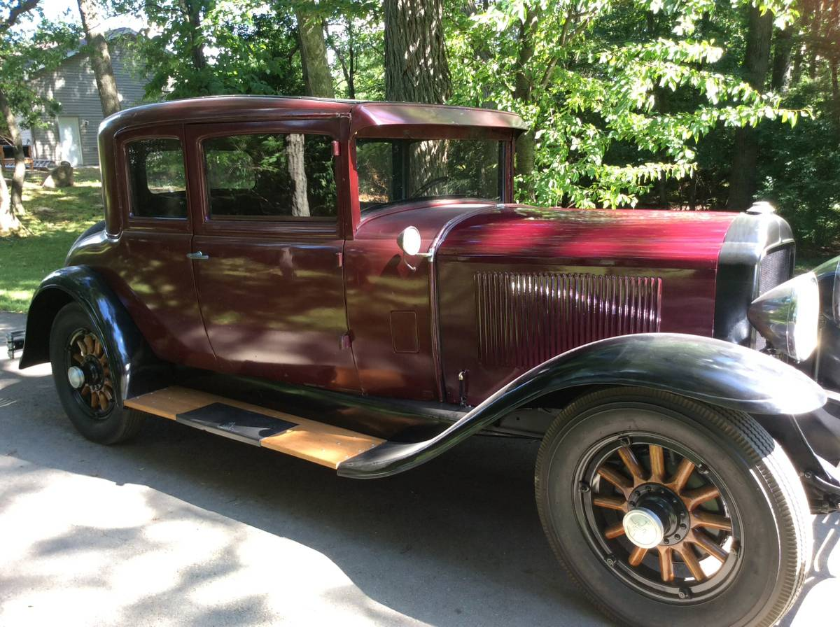 1929 buick model 58 annarbor mi craigslist - buick - buy/sell