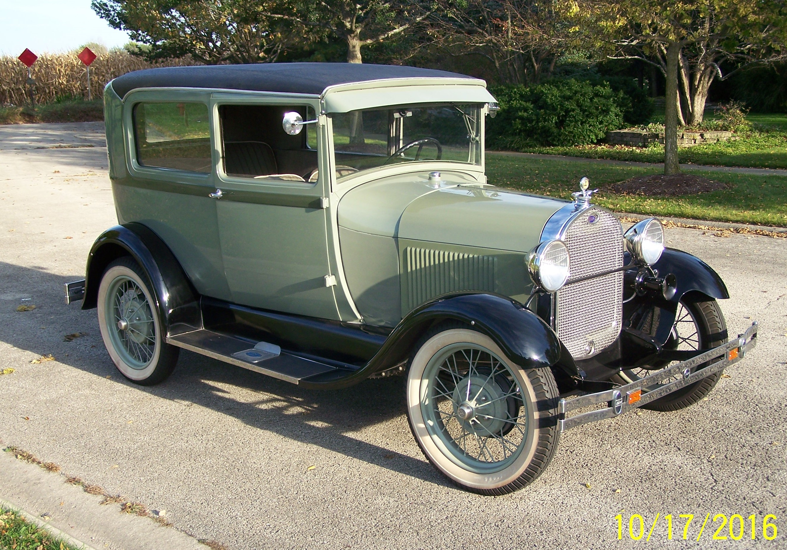 1928 Ford Model A - Cars For Sale - Antique Automobile Club of ...