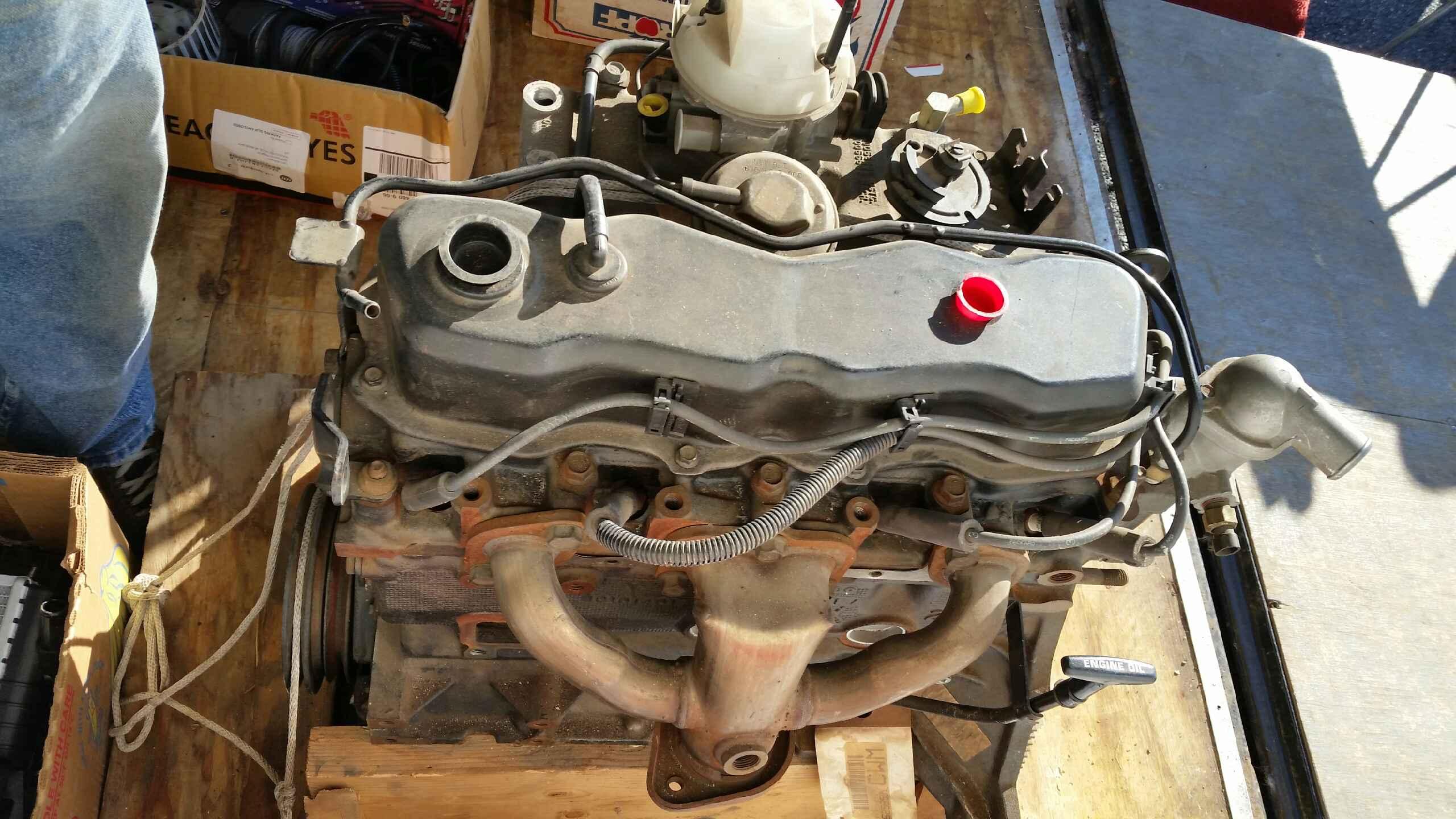 Iron Duke Crate Engine Diagram For Sale At Hershey Til Thursday 2560x1440