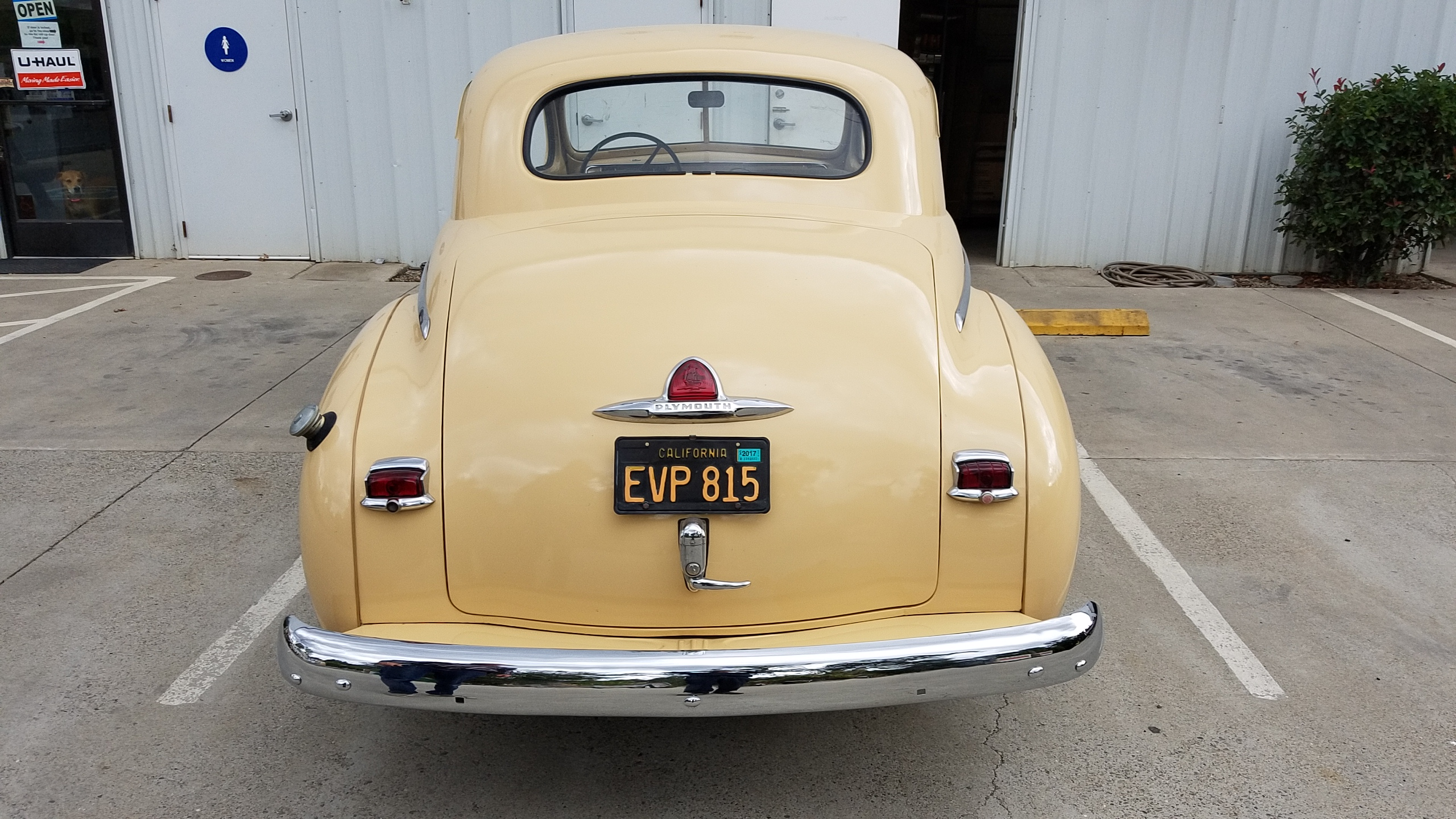 1947 Plymouth Coupe Parts Wanted - Chrysler Products - Buy/Sell ...