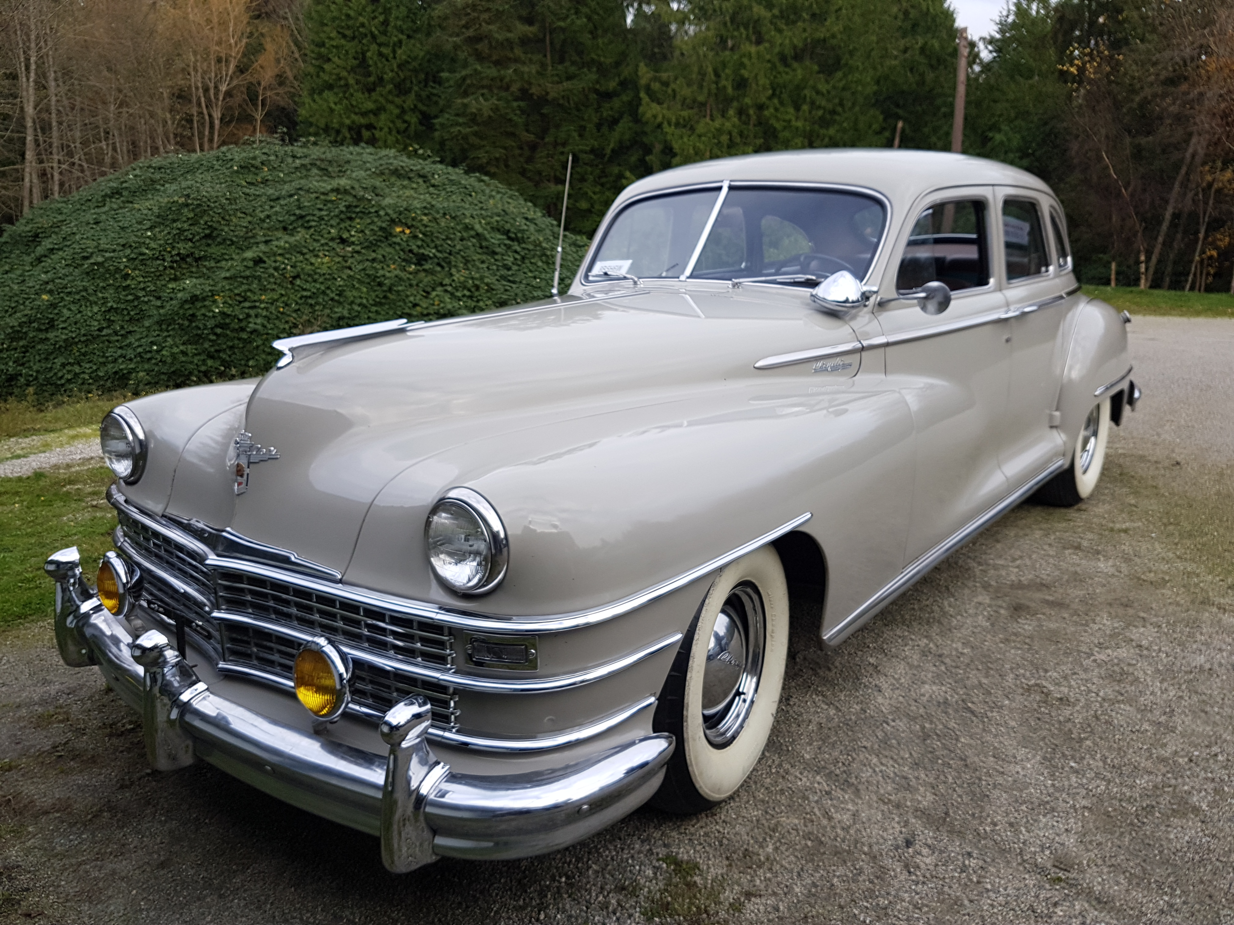 1948 New Yorker 2 Year Road Trip Chrysler Products General Antique Automobile Club Of America Discussion Forums