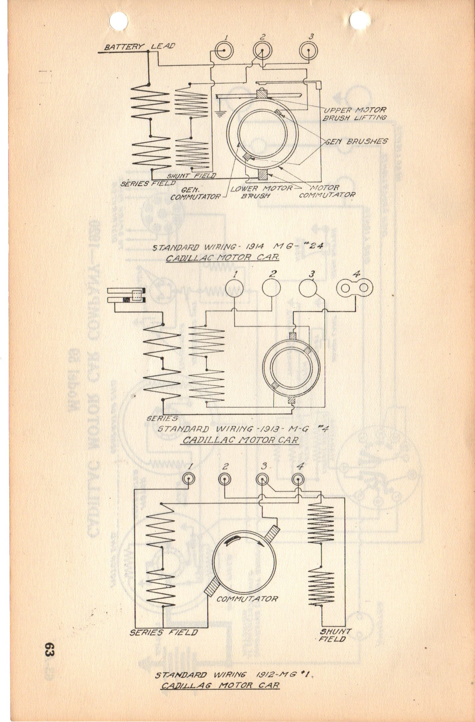 1935 Buick 6 Volt Positive Ground Wiring Electrical Diagrams 1955 Generator Delco 1920 Starter Question Page 2 Pre War