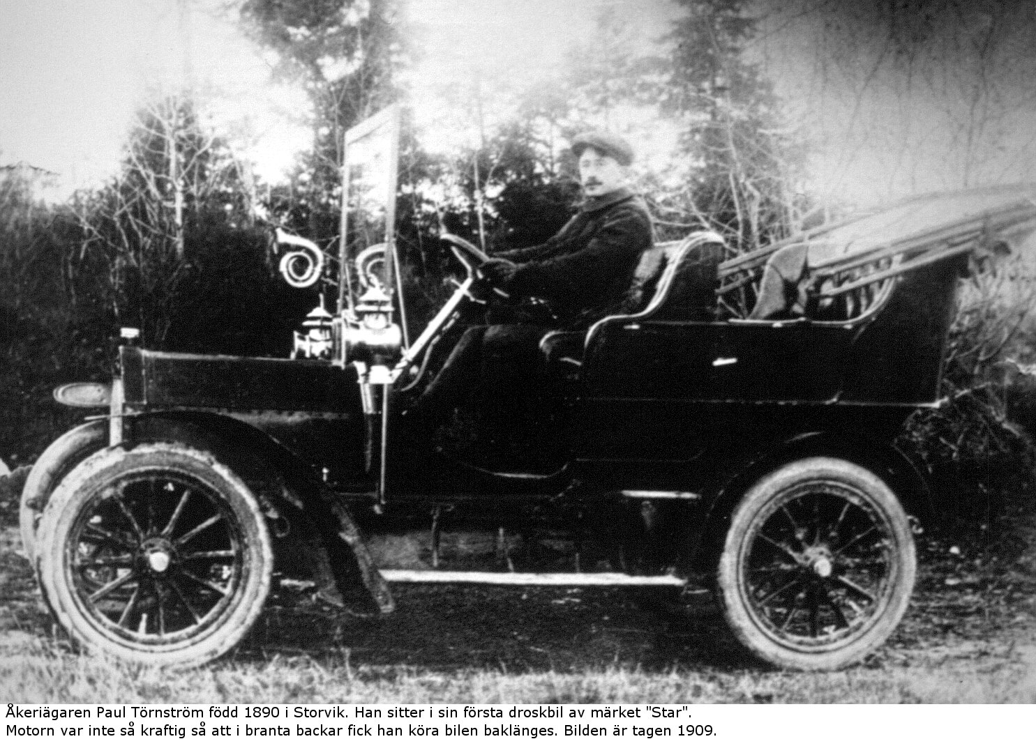 Star car 1909 maybe? - What is it? - Antique Automobile Club of ...