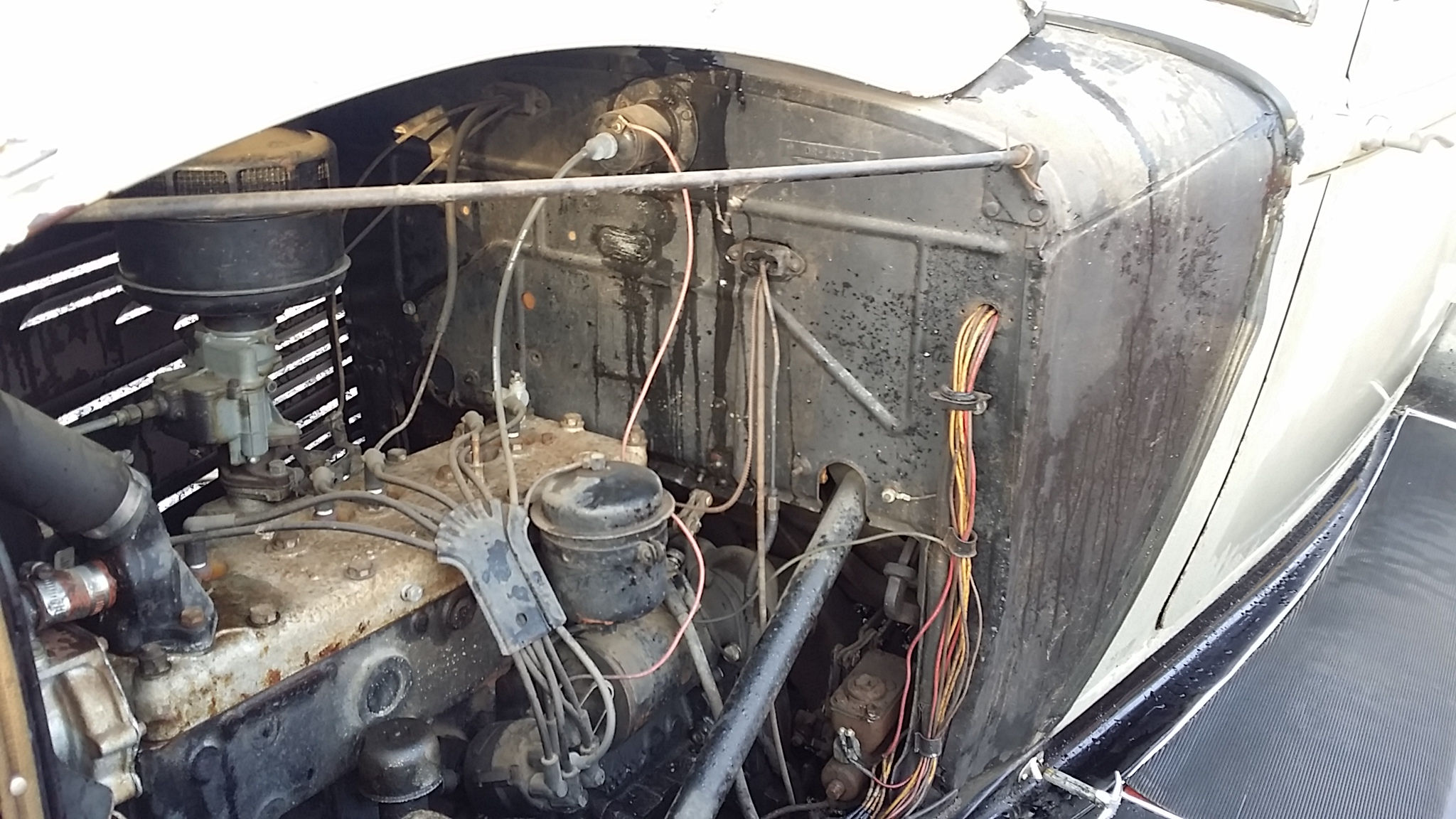 33 Plymouth engine confusion - Plymouth - Antique Automobile Club of