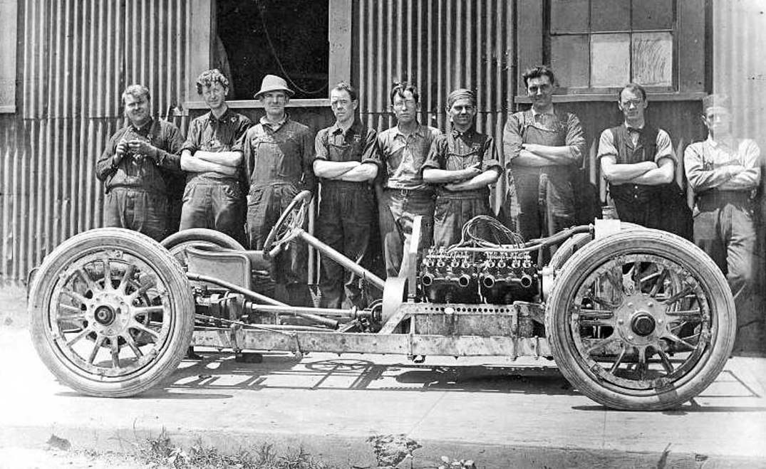 Early chassis identification - General Discussion - Antique Automobile Club  of America - Discussion Forums