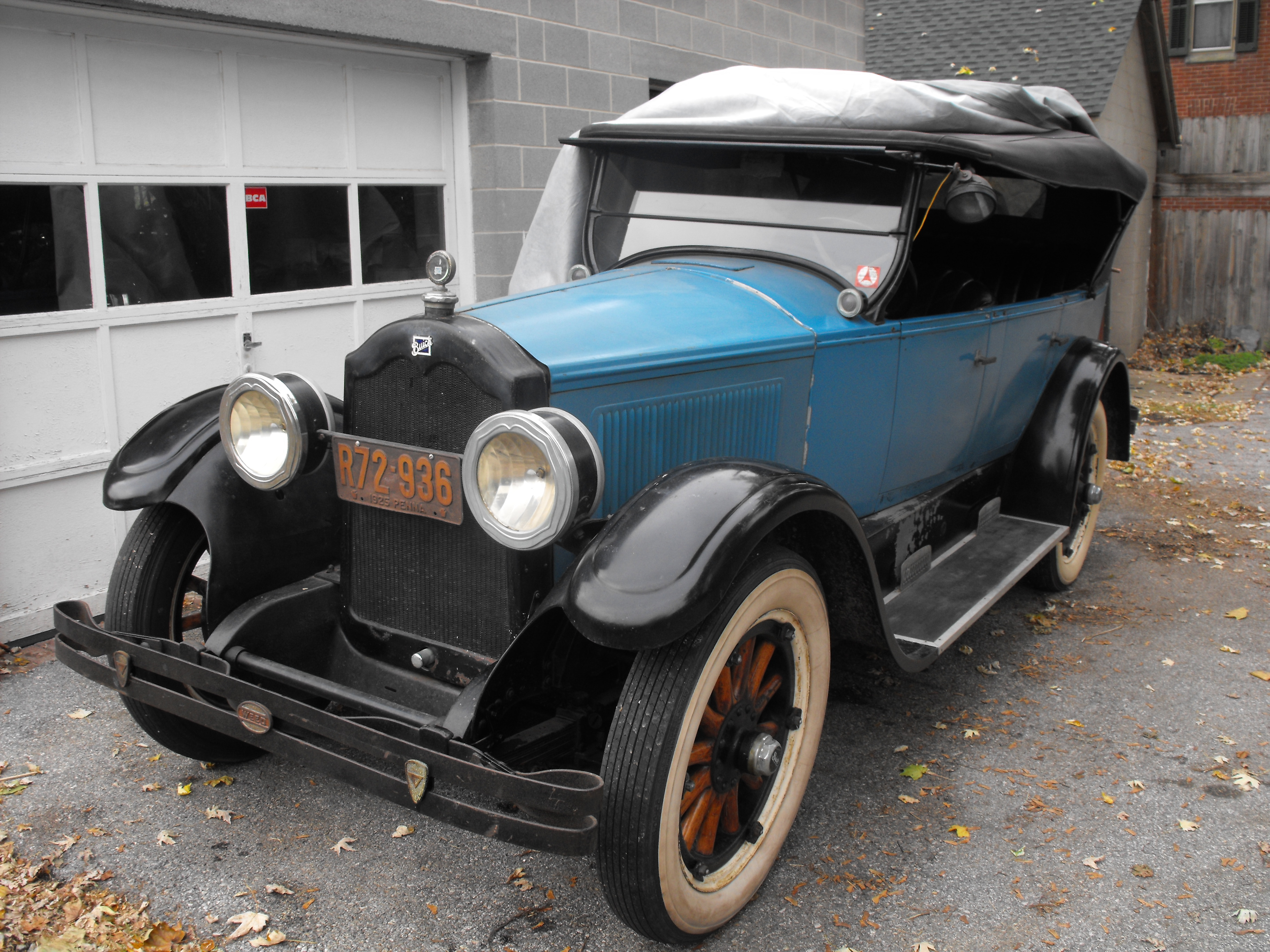 1923 Buick Roadster minneapolis craigslist - Buick - Buy/Sell ...