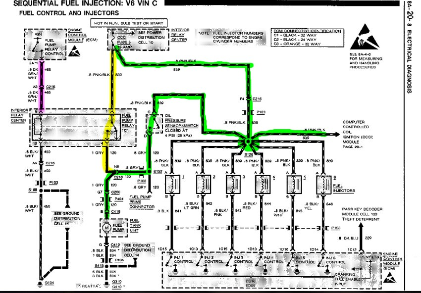 1989 Buick Reatta Fuse Box Diagram Wiring Schematic For Hp Pc Bege Wiring Diagram