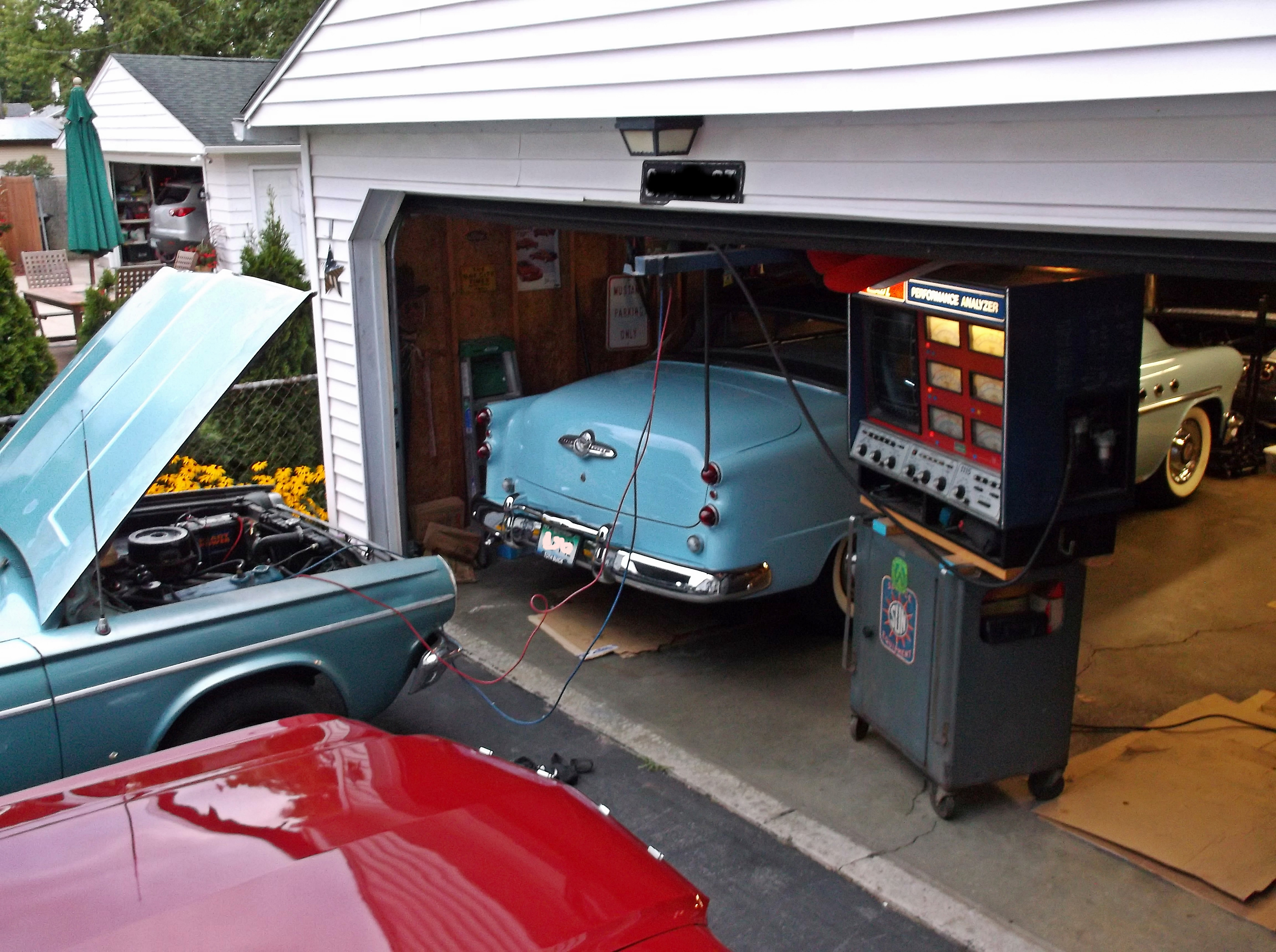 Rochester Carb Woes - Buick - Post War - Technical - Antique