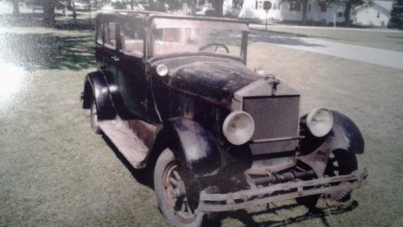 1928 Elcar Sedan 8 cylinder, on ebay 2016, 1.jpg